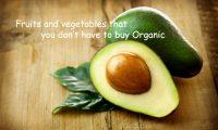 オーガニックでなくても安全な野菜と果物