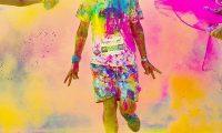 5キロレース、The Color Run 3月25日