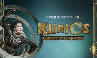 Cirque du Soleil公演中、3月12日まで