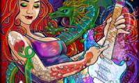 4月7日から9日、 Deep Ellum Arts Festival