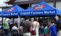 4月1日、Coppell ファーマーズマーケットが再開