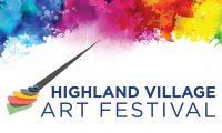 アートフェスティバル、Highland Village、5月6日(土)