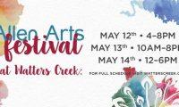 アートフェスティバル、5月12日(金)から14日(日)、ALLEN