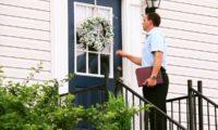 アパートや家に来る訪問セールスを撃退する方法
