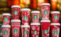 Starbucks 2017年のホリデーカップのデザインが漏れる