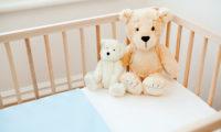 2歳児が5ヶ月の弟のベビーベッドに入り、赤ちゃん死亡