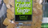 アメリカで買える生姜のキャンディーいろいろ