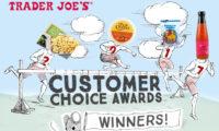 Trader Joe'sの2017年の人気商品