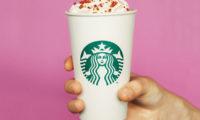 Starbucksのバレンタインデーの飲み物、2月14日まで